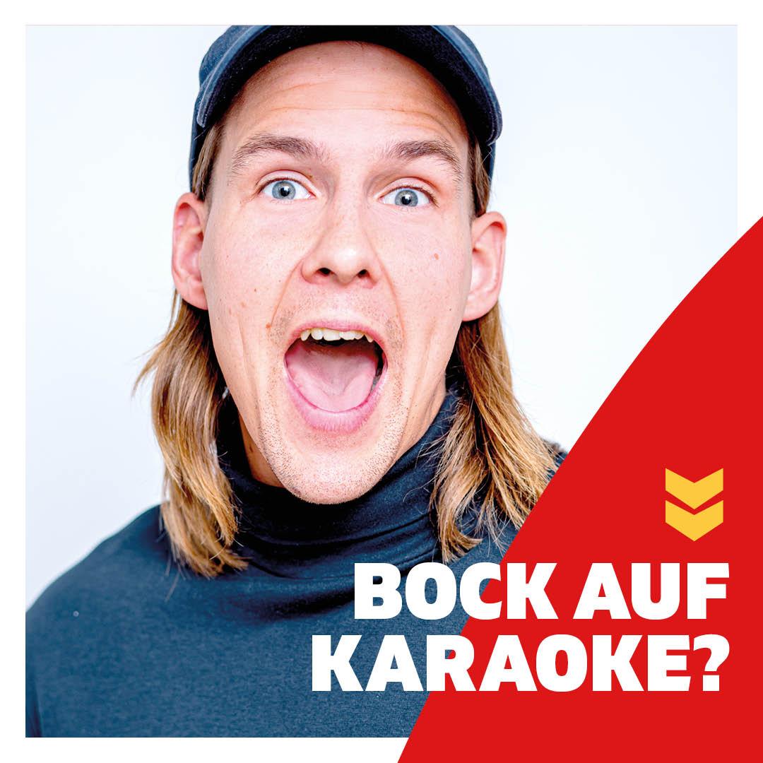 Bock auf Karaoke?