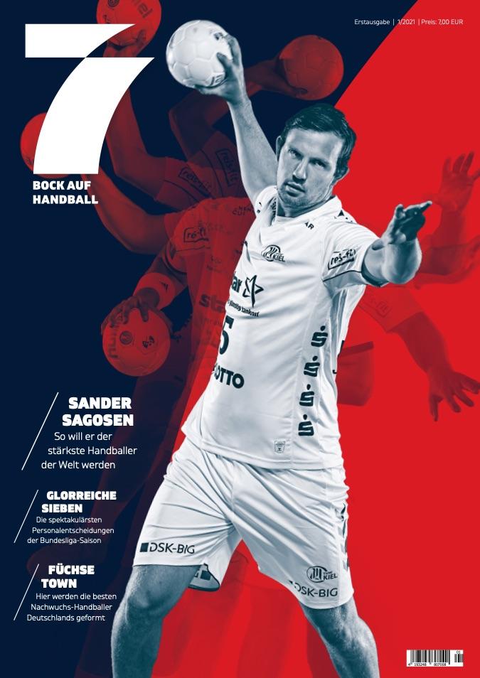 Bock auf Handball Magazin